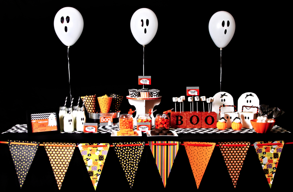 Halloween Theme Party Ideas For Kids.Halloween Party Ideas Air Tan